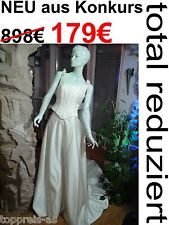 Vestido De Novia Baile 40 42 44 Traje Carnaval Princesa Bancarrota