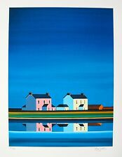 """BARBARA JAMES """"SUNKISSED"""" Hand Signed Limited Edition Giclee Art"""