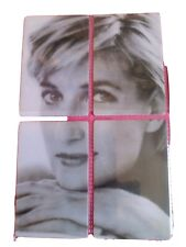 Uk Princess Diana phonecards new. Puzzle set of 4. Gloss cards.Limited edition