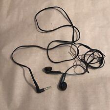 Sennheiser MX 470 In-Ear Headphones - Black. New Other.