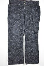 Tommy Hilfiger Womens Size 18 Floral Camouflage Blue Pants