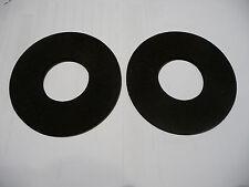 Pair JBL LE 25 Néoprène foam rings for Tweeter LE25  L16 19 26 36 50 100 4311