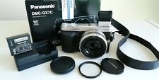 Panasonic LUMIX DMC-GX7 Camera with Lumix G 20mm f/1.7 II ASPH Lens