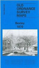 MAP OF BEXLEY 1870