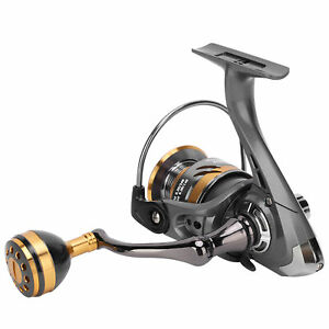 Metal Front Rear Discharge Force Sea Fishing Carp Reel Fishing Part New
