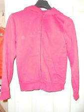 Quiksilver womens mens charcoal red hoodie size 14 'Napali sas France