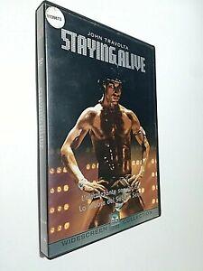 STAYING ALIVE - DVD (EX NOLEGGIO) John Travolta