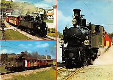 BC59153 SUisse Dampfzug der Appenzeller Bahn Tarin a Vapeur trains train
