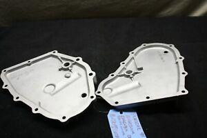 Porsche 911 930 Aluminum L/R Chainbox Covers #623