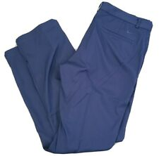 Nike Golf Flat Front Navy Pants 32x32 833194-410 - New - Free Shipping!