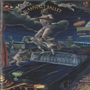 ASPHALT BALLET Asphalt Ballet 1991 CD GUNS N ROSES Wildside HAIR METAL