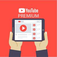 YOUTUBE PREMIUM ❤️ + YOUTUBE MUSIC🎧 |1 AÑO |100%✅votes | CONSERVA TU CUENTA