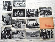 Western –LES COMPAGNONS DE LA GLOIRE, 1965, Peckinpah, James Caan, 12 photos