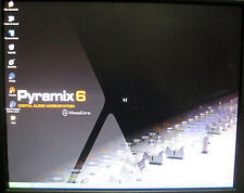 "INTEL CORE 2 DUO 19""  configuration PYRAMIX 6.0 NATIVE + CD + DONGLE"