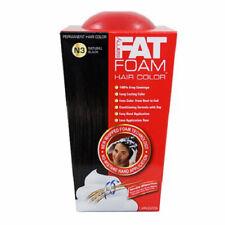 Samy Fat Foam Hair Color - N3 Natural Black