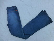 VINTAGE WOMENS GUESS FLARE JEANS SIZE 28x31.5 #W3300