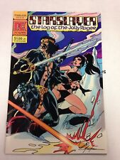 Starslayer #5 November 1982 2nd appearance Groo