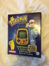 pokemon pikachu electronic NEW nintendo vintage