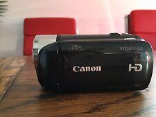 Canon VIXIA HF R20 8 GB Camcorder - Black