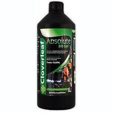 Cloverleaf Absolute Bio GEL 1l 1000ml Filter Start Reduce Ammonia & Nitrate Pond