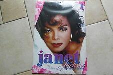 Janet Jackson  Kalender 1997 - ovp in Folie - 42,5 x 29,5 cm Posterkalender