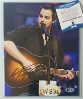 EASTON CORBIN SIGNED PHOTO BECKETT BAS BGS COA AUTOGRAPHED COUNTRY MUSIC SINGER