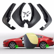 4x Mud Flap Flaps Splash Guard Mudguards Flap Splash Guards For MAZDA 6 i Sedan