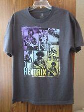 Jimi Hendrix Zion Dark Gray T Shirt Size: Large Euc