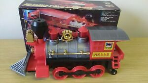 Vintage HO-KAI TOYS HK-668A Battery Operated FUTURE LOCO EXPRESS TRAIN Toy #1