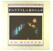 """12"""" Maxi - Patti LaBelle - Yo Mister - C2168 - washed & cleaned"""