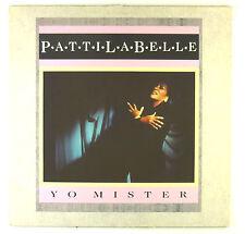 "12"" MAXI-Patti LaBelle-Yo Mister-c2168-Slavati & cleaned"
