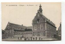 Hazebrouck, Nord - L'Hospice, The Hospital - old France postcard
