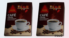 Delta Portugal Soluble Aglomerated Instant coffee (2x10) 20 sachets portuguese