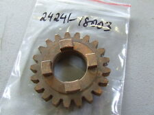 New / NOS  T250 T350 GT380 GT250 4th Drive Gear All models 24241-18003