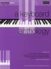 A Keyboard Anthology First Series Book I Grades 1-2- Piano - 9781854721730