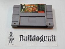 Donkey Kong Country 1 Super Nintendo SNES Game Cartridge