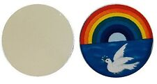 FREEMASON MASONIC ARC ROYAL DOVE OF PEACE METAL GOLF BALL MARKER DISC