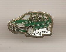 Pin's pin VOITURE PEUGEOT 106 (ref H41)