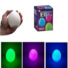 Self Color Changing Egg Visual Stim Autism Special Needs Multi Sensory Room