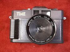 #413 ESTATE FIND, NICE VTG LIGHT WEIGHT TIME MAGAZINE PROMOTIONAL 35mm CAMERA