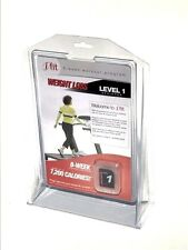 ifit Weight Loss TREADMILL Exercise SD Card Level 1 - 24 Workouts - Programs