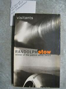 Visitants - Randolph Stow OzSellerFasterPost!