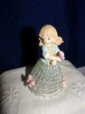Precious Moments by Enesco Four Seasons Belles Spring Belle 2001 Spun Glass