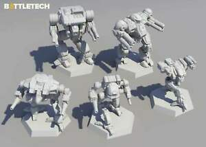 BattleTech Clan Fire Star