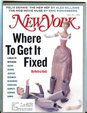 New York Magazine July 26 1999 Where To Get It Fixed EX 041116jhe