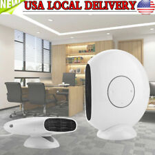 1000W Portable Mini Electric Heater Fan Handy Air Cooler/Warmer Silent Home Use
