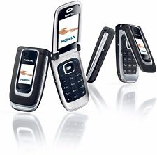 Nokia 6131 - Black (Unlocked) Flip Mobile Phone UK Seller