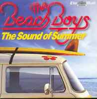 THE BEACH BOYS: THE SOUND OF SUMMER - PROMO CD (2009) GOOD VIBRATIONS, DARLIN ++