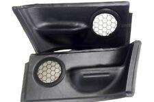 Rear Insert Door Panel Synthetic Leather for Volkswagen Beetle 98-10 Black