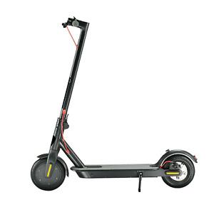 Electric Scooter Folding Smart App E-Scooter Black M365 Pro Commuter Bike